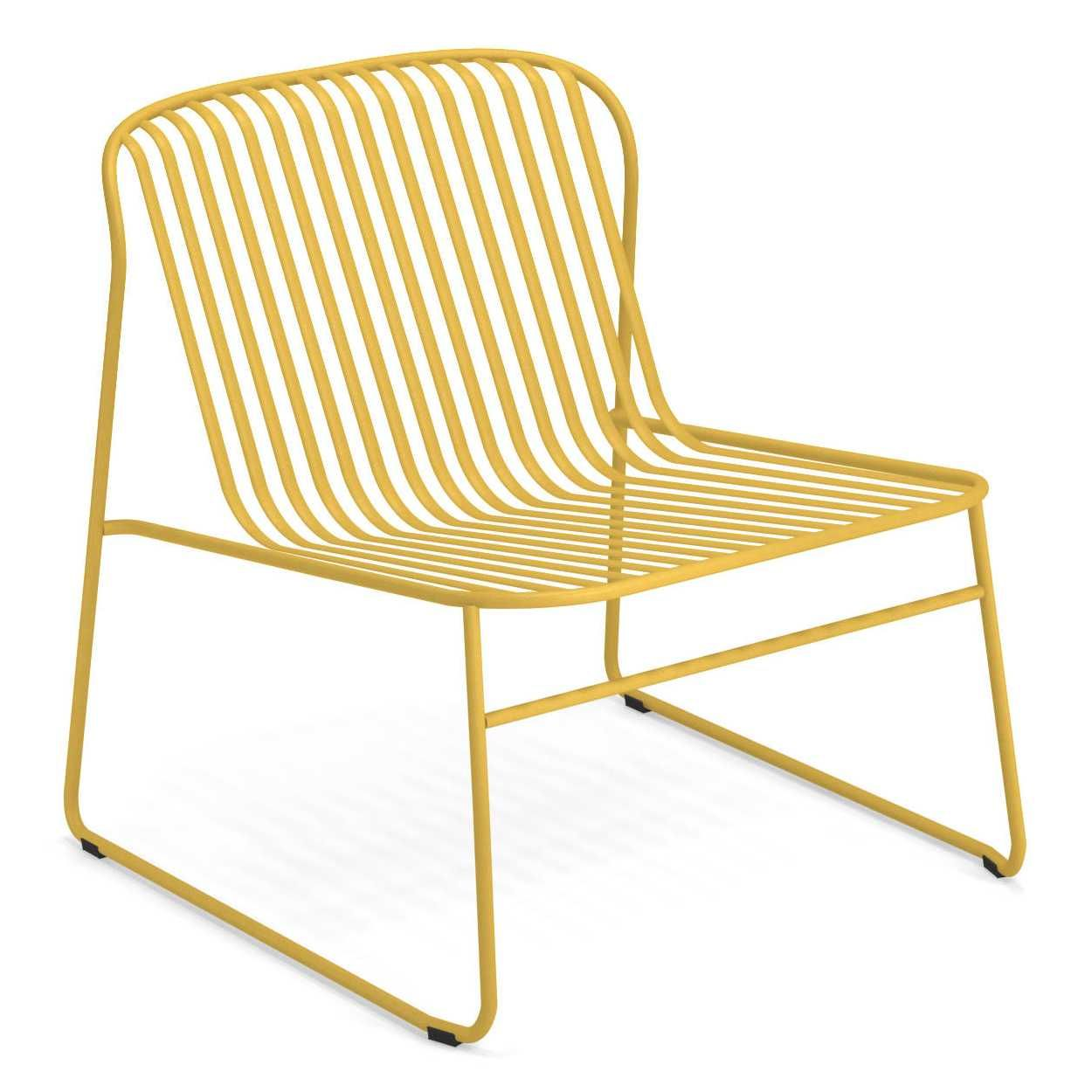 Emu Riviera fauteuil curry yellow