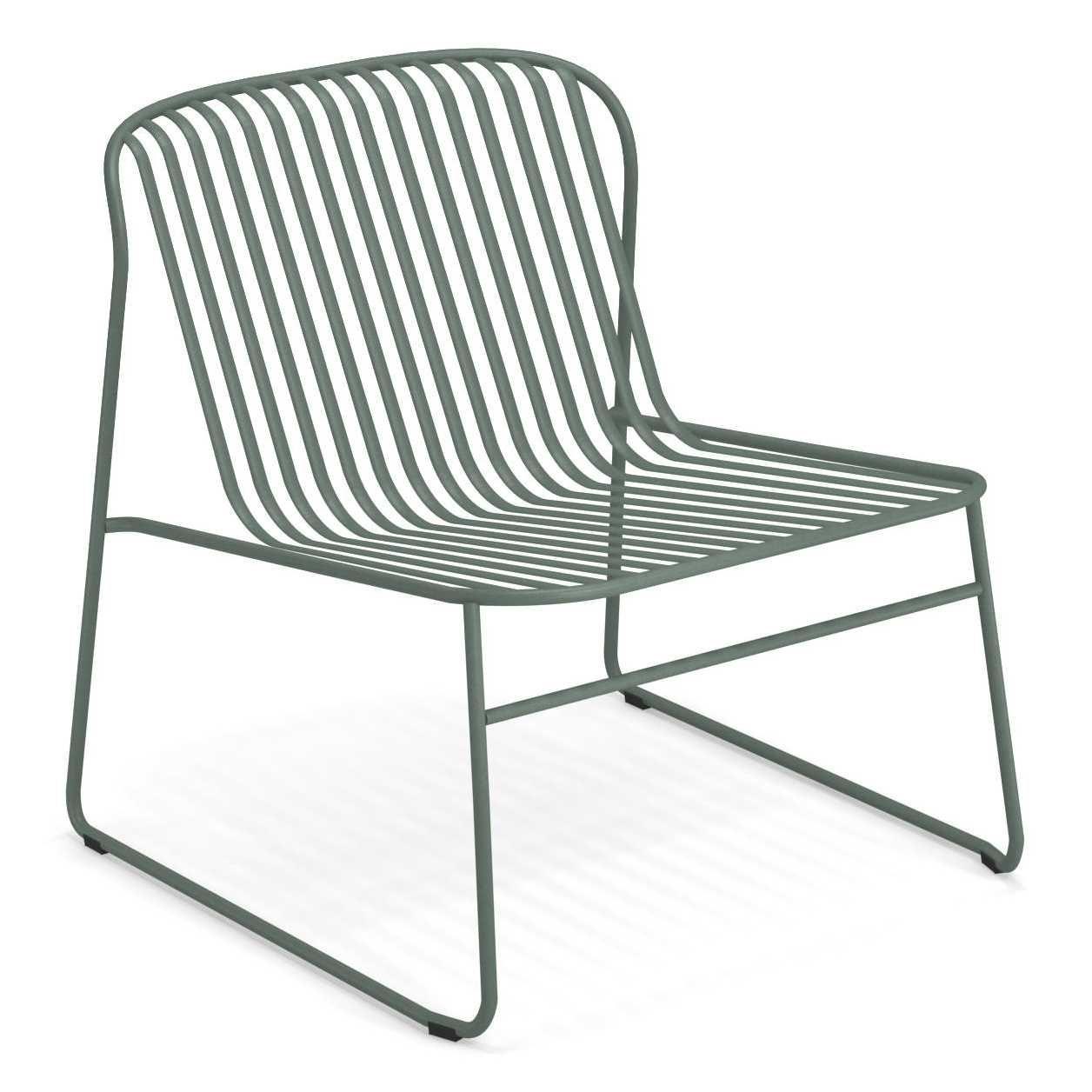 Emu Riviera fauteuil donkergroen