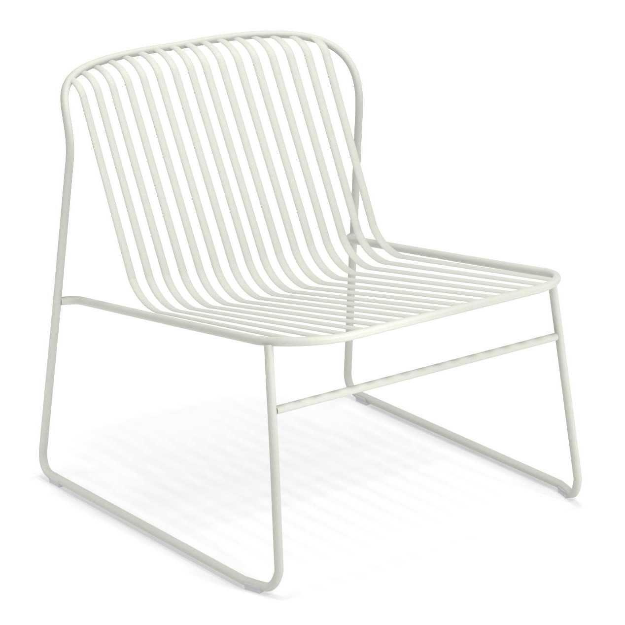 Emu Riviera fauteuil mat wit