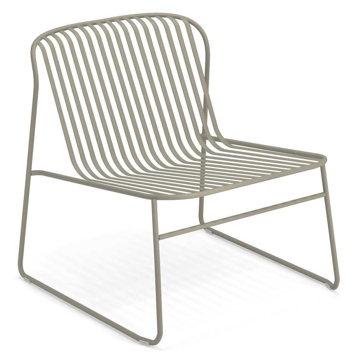 Emu Riviera fauteuil grijsgroen