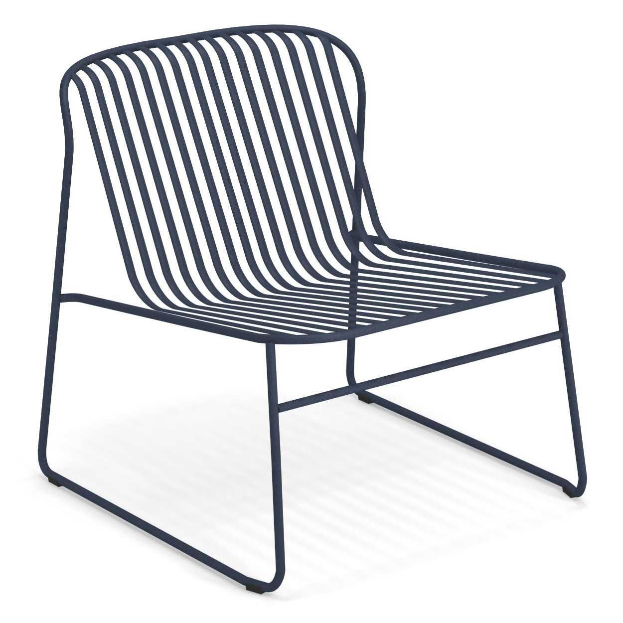 Emu Riviera fauteuil donkerblauw