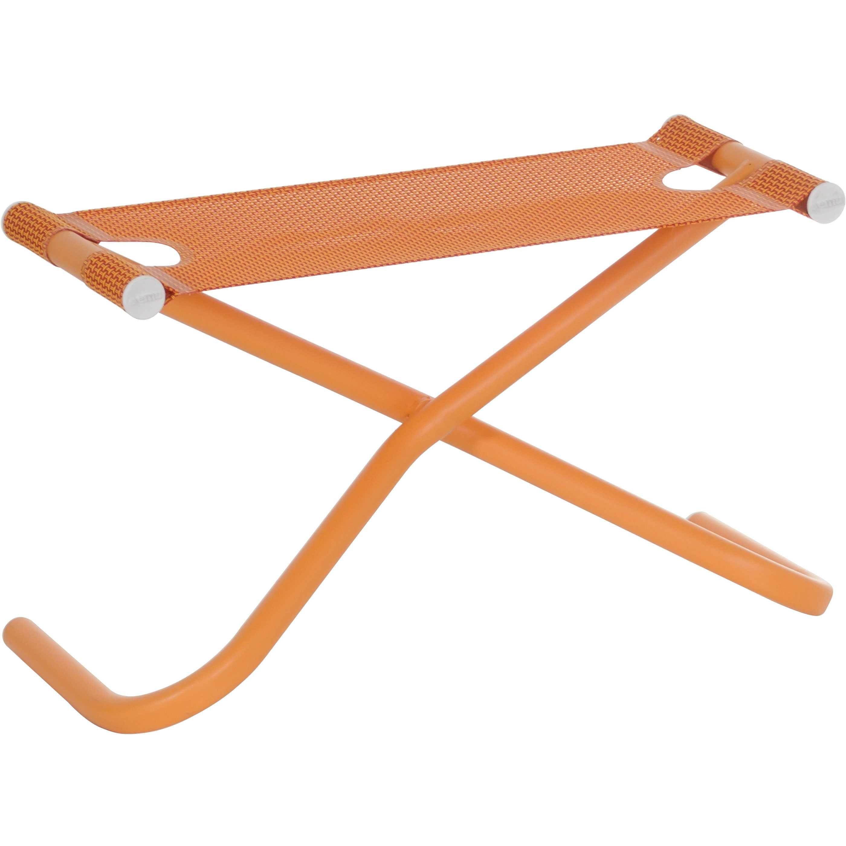 Emu Snooze Pouffe voetenbank oranje kopen
