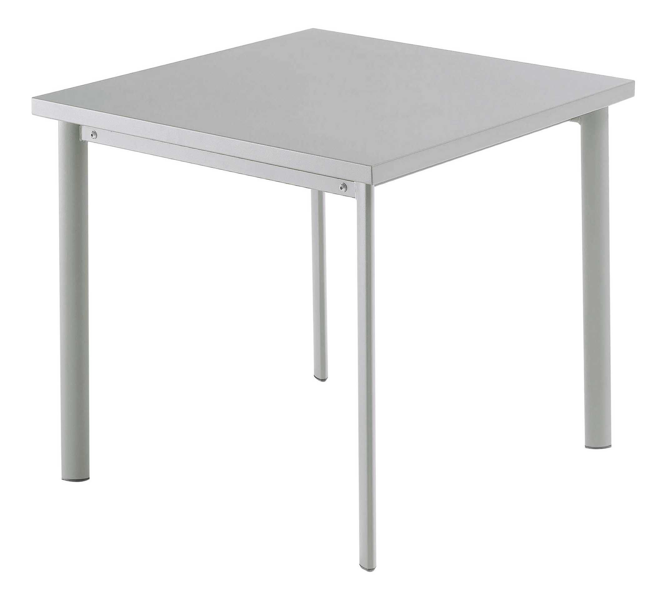 Emu Star Square tafel 70×70 cement