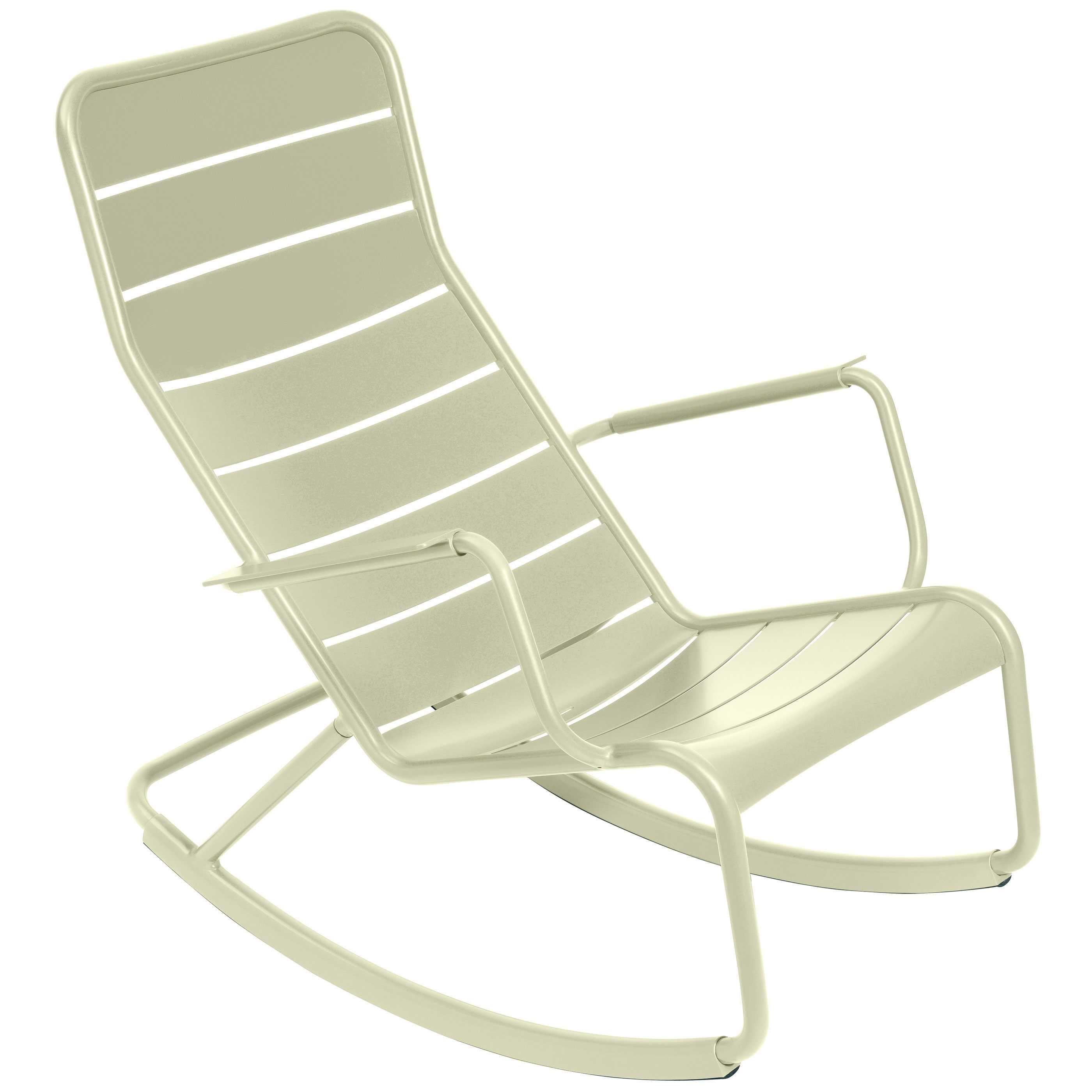 Fermob Luxembourg schommelstoel Willow Green kopen