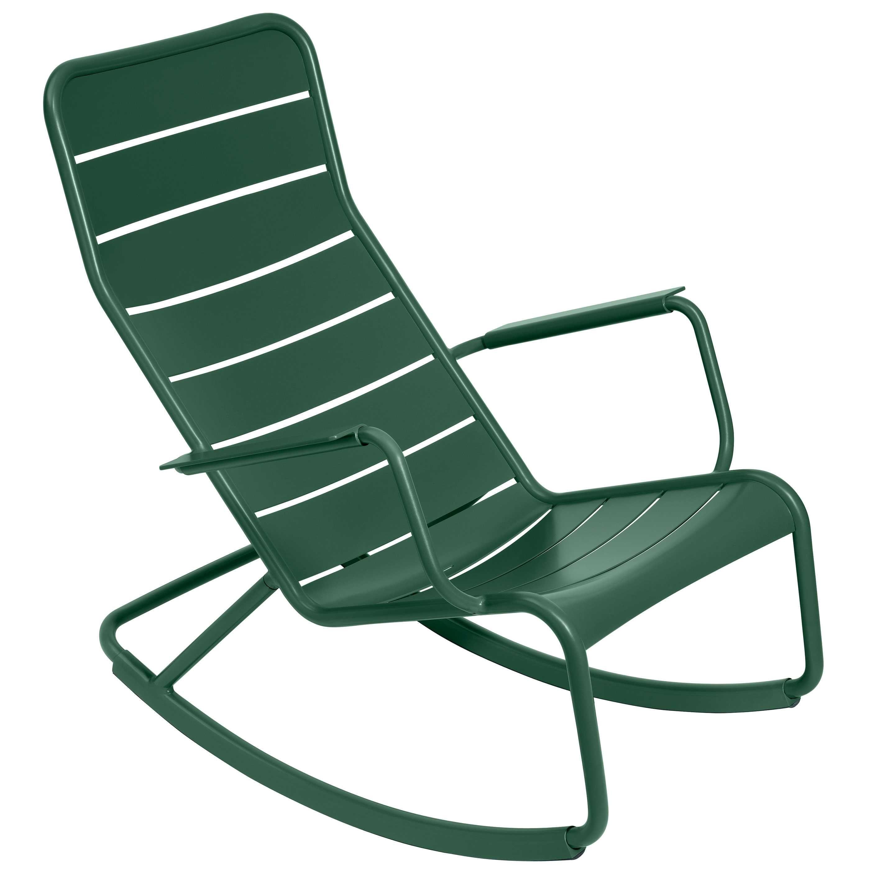 Fermob Luxembourg schommelstoel Cedar Green kopen
