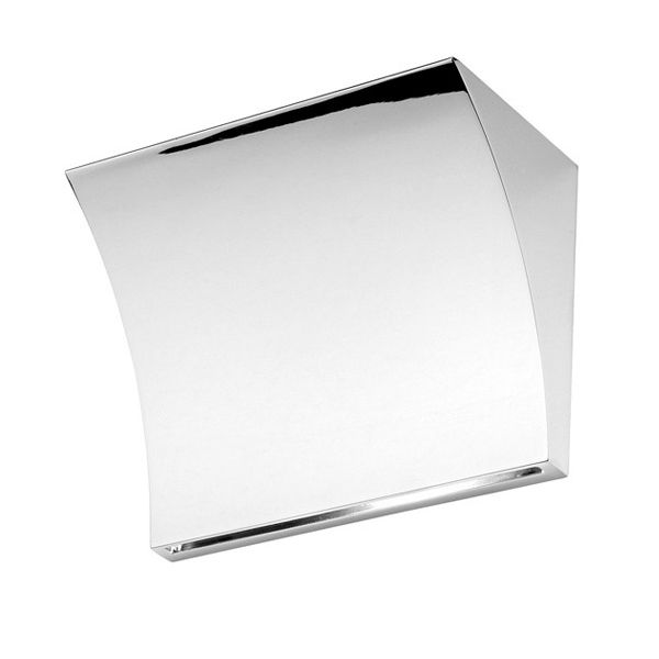 Flos Pochette Up/down wandlamp chroom