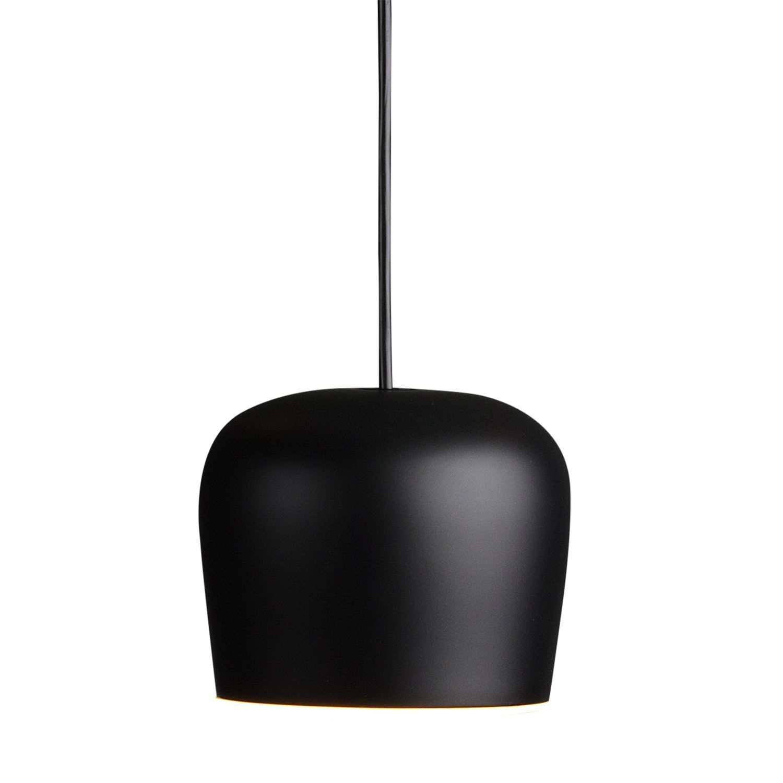 Flos Aim Small Fix hanglamp LED zwart