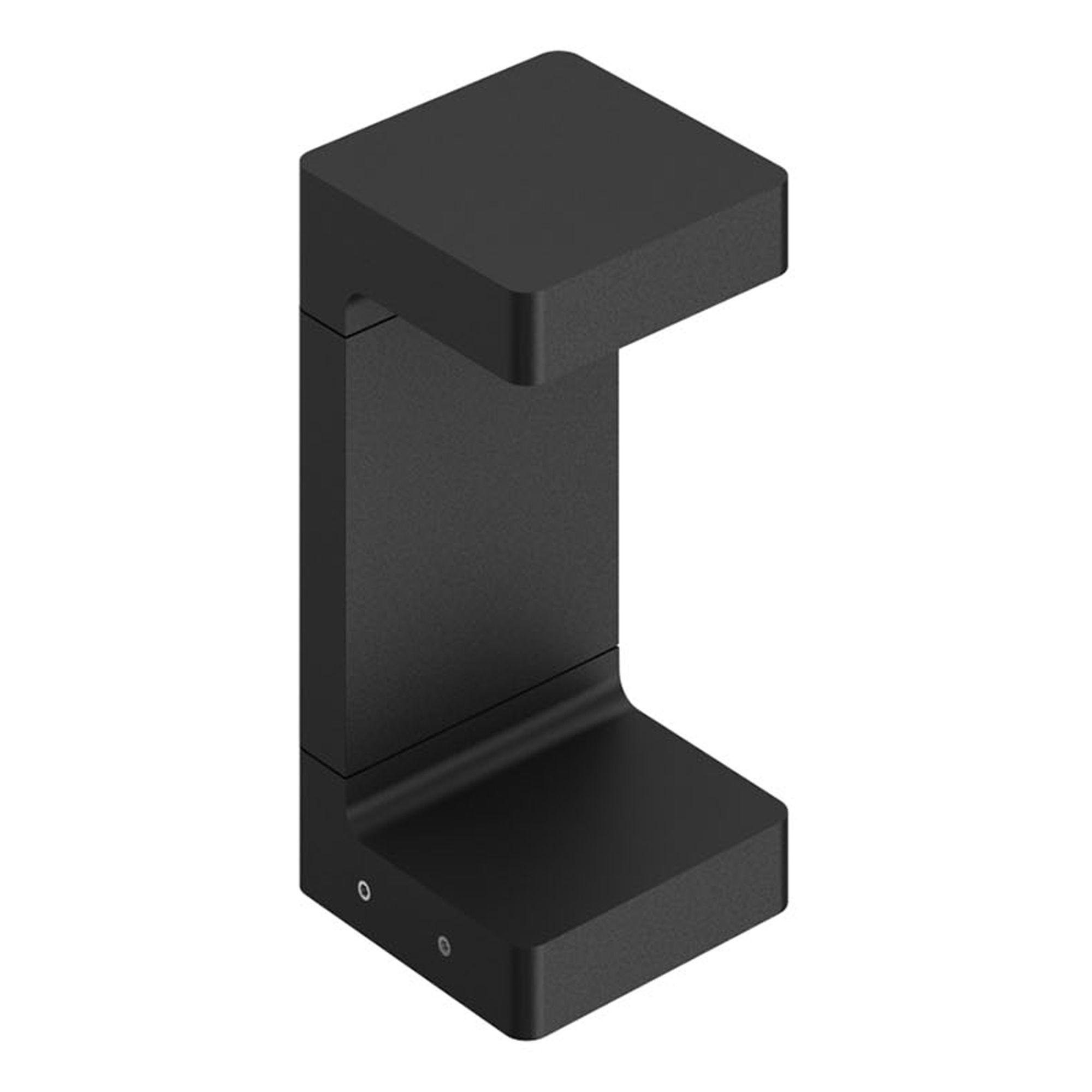 Flos Casting C 100x200 sokkellamp LED 3000K zwart