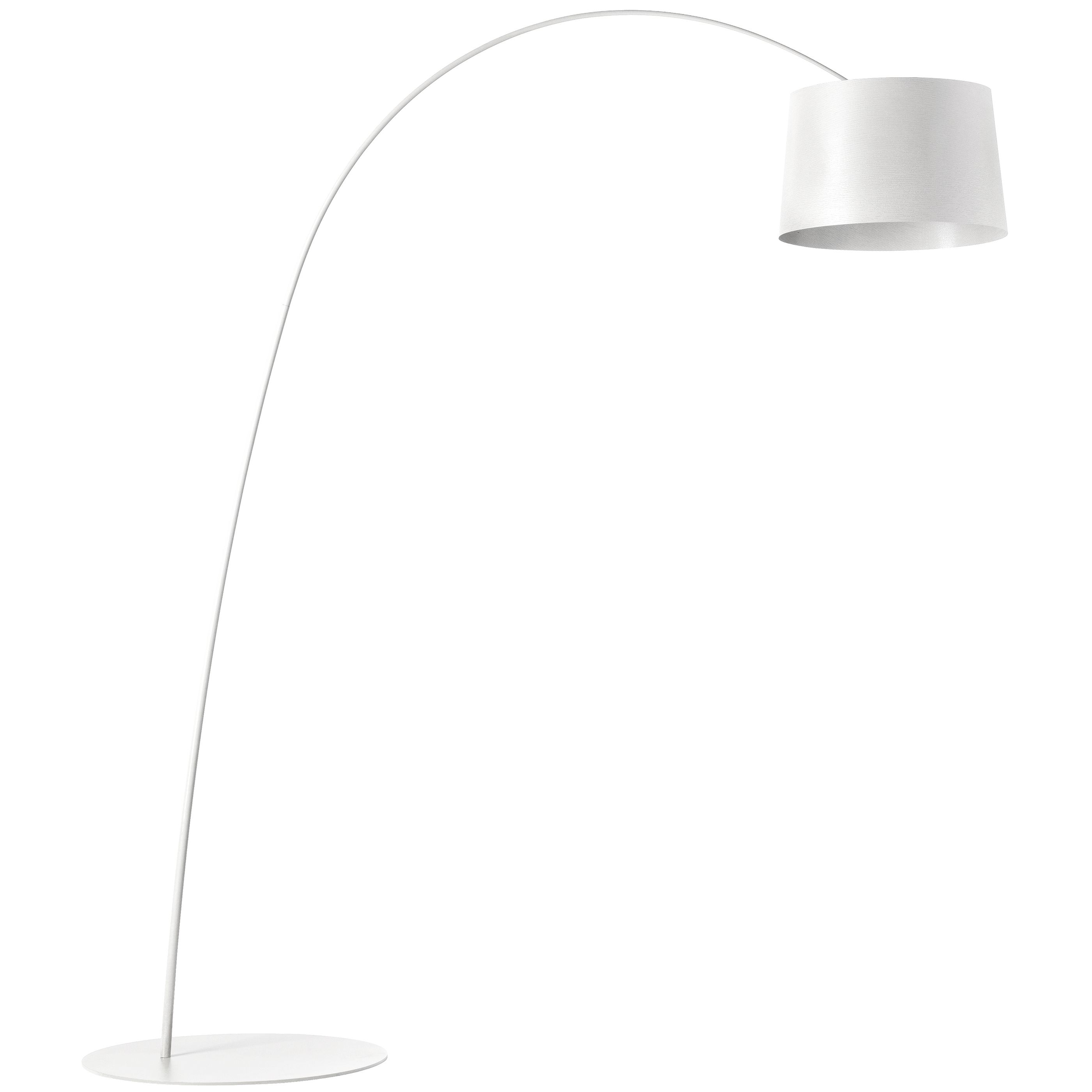 Foscarini Twiggy vloerlamp LED wit