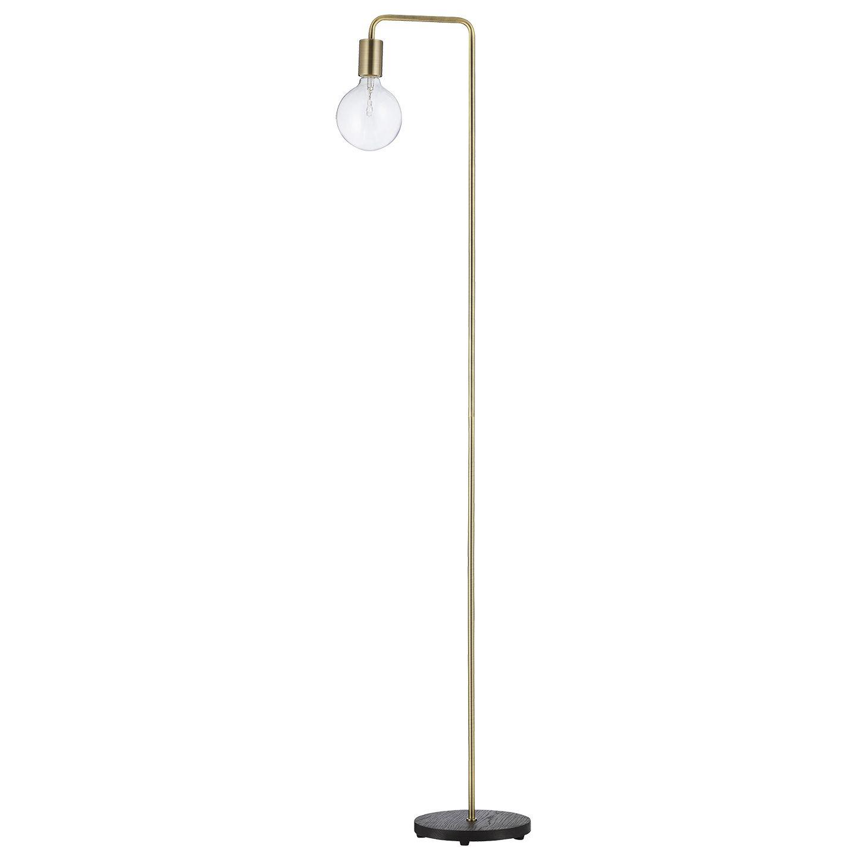 Frandsen Cool vloerlamp antique brass