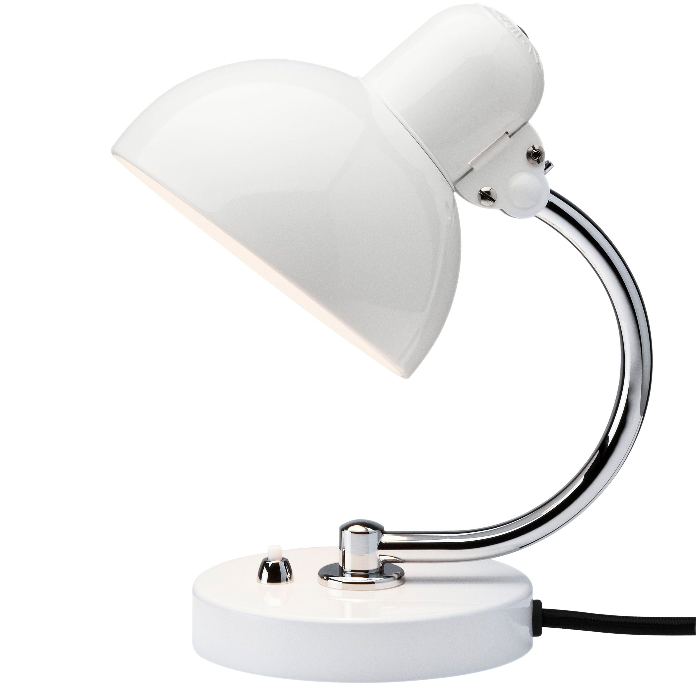 Lightyears KAISER idell small bureaulamp wit