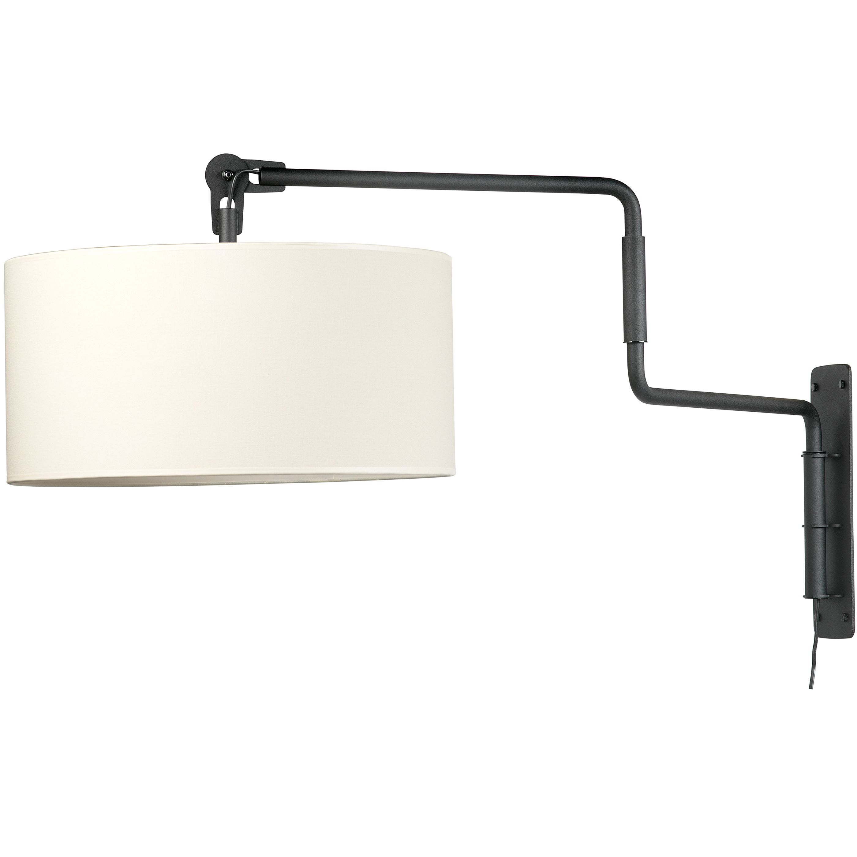 Functionals Swivel wandlamp wit