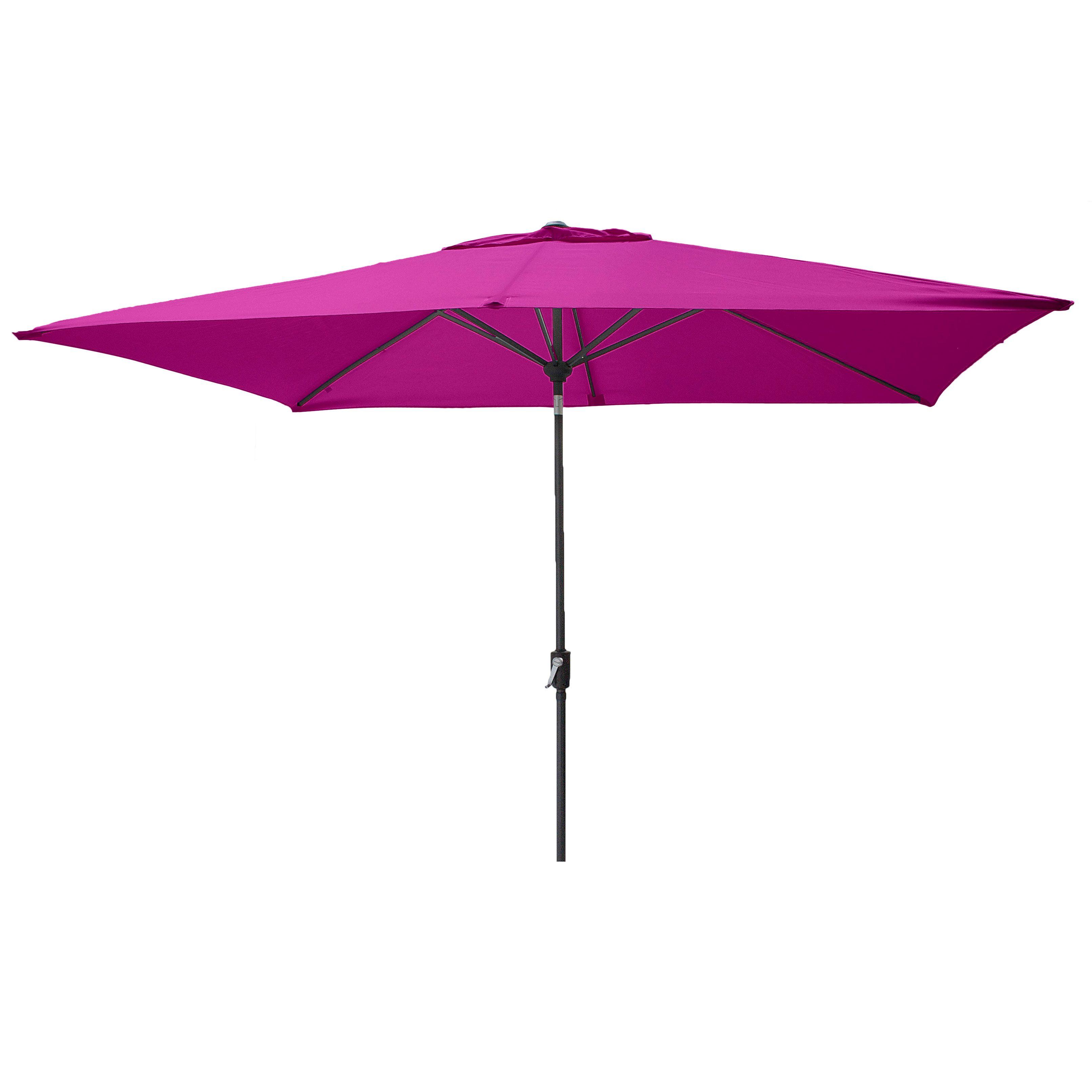 Hartman Solar Line parasol 300x200 nieuw roze kopen