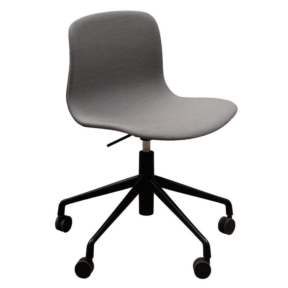 Hay About a Chair AAC51 bureaustoel onderstel zwart Steelcut Trio 153