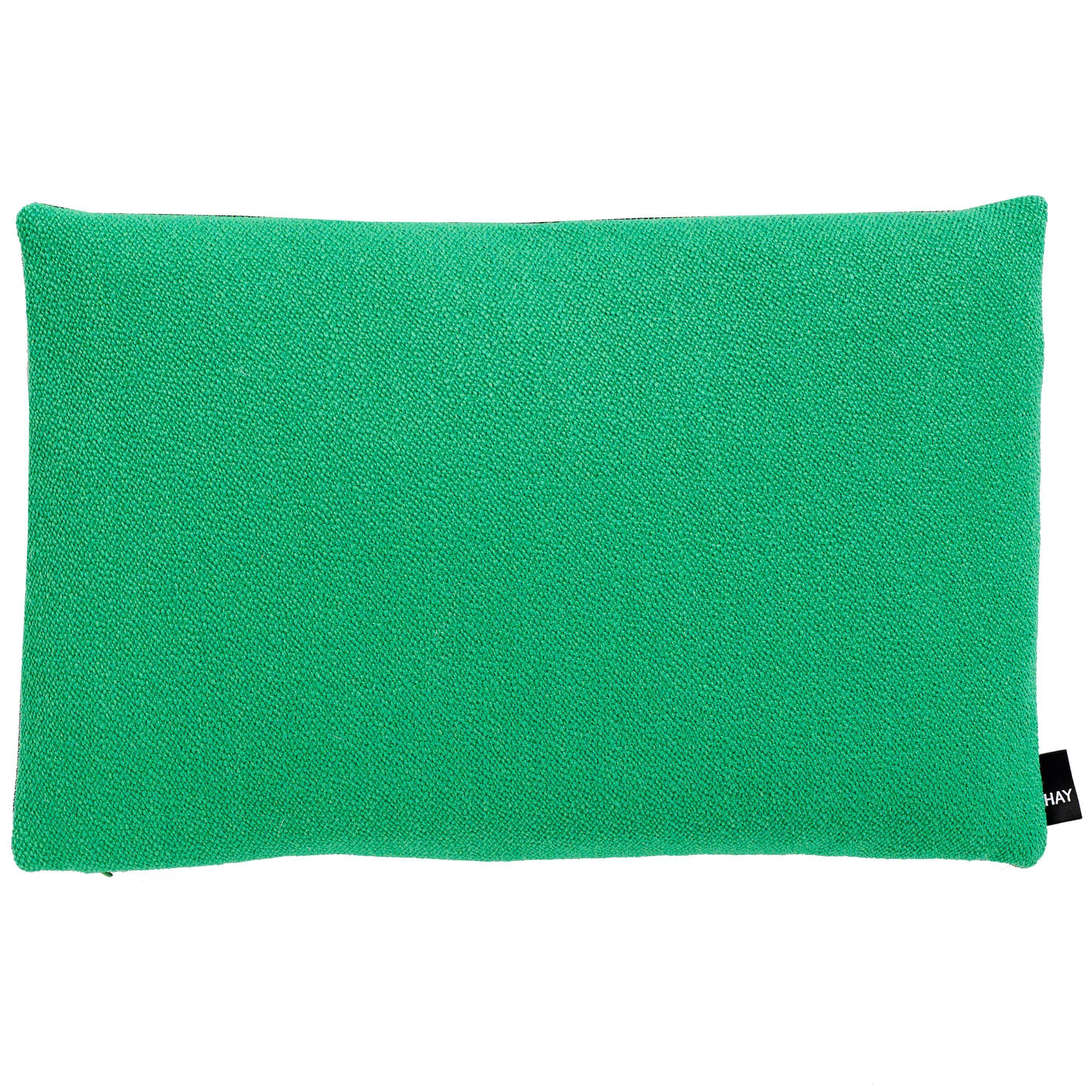 Hay Eclectic kussen 45x30 Bright Green
