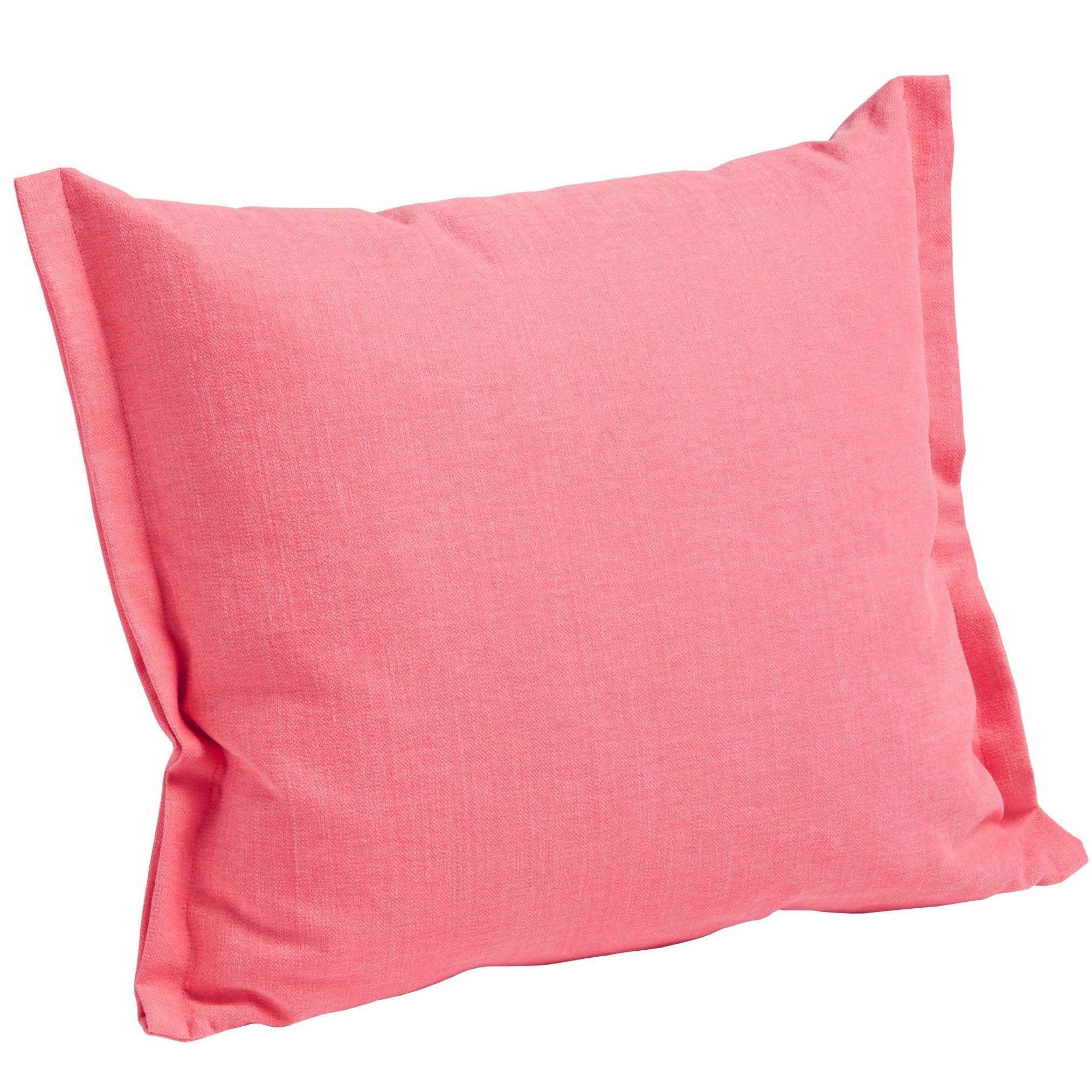 Hay Plica tint kussen flamingo