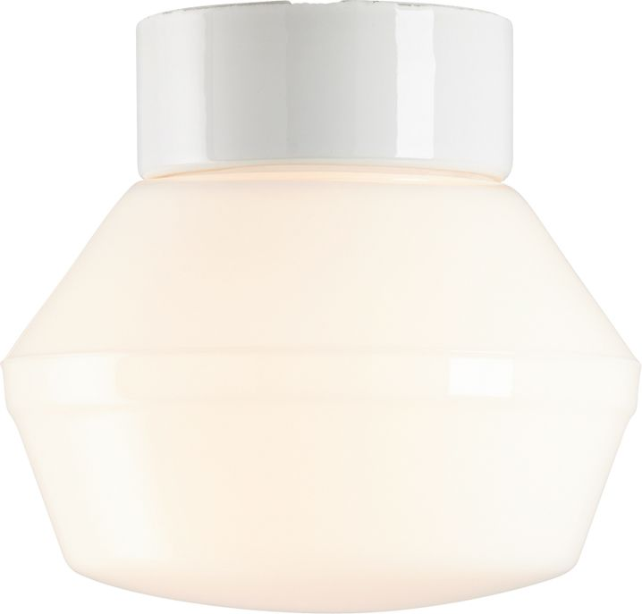 Ifö Electric Classic IföKupa wand- en plafondlamp LED 170 mm IP54