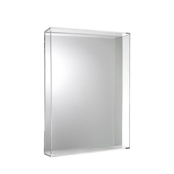 Kartell only me spiegel medium kristal kopen - Spiegels kartell ...