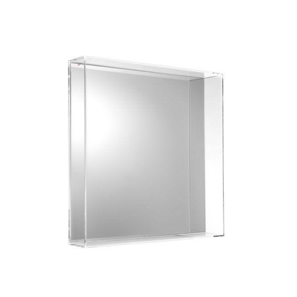 kartell only me spiegel small kristal kopen. Black Bedroom Furniture Sets. Home Design Ideas