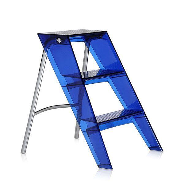 Kartell Upper keukentrap blauw