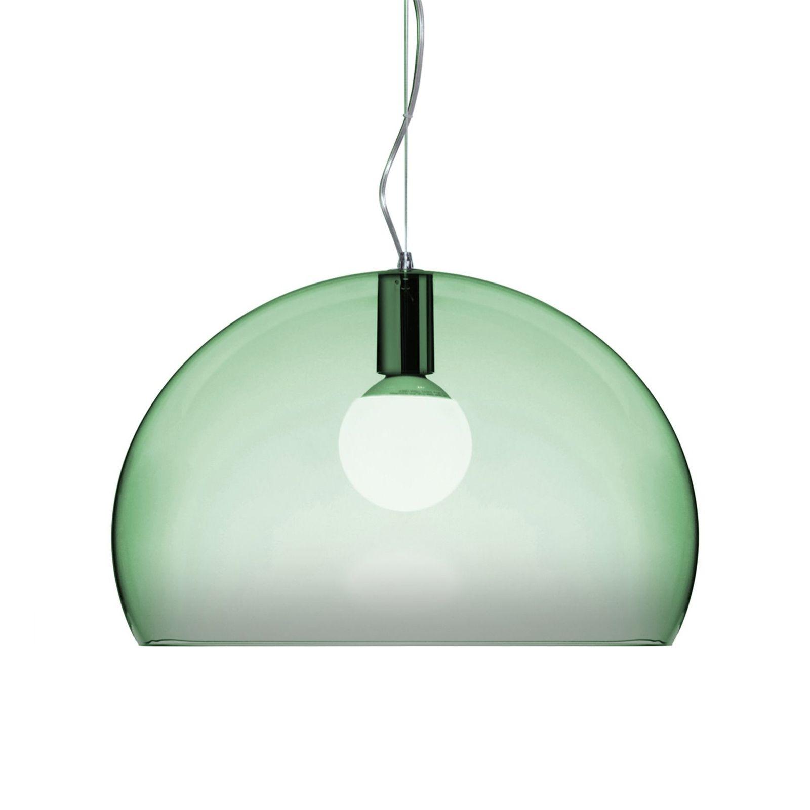 Kartell FL/Y hanglamp saliegroen