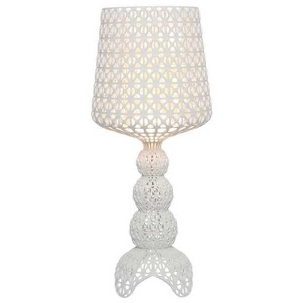 Kartell Mini Kabuki tafellamp LED wit