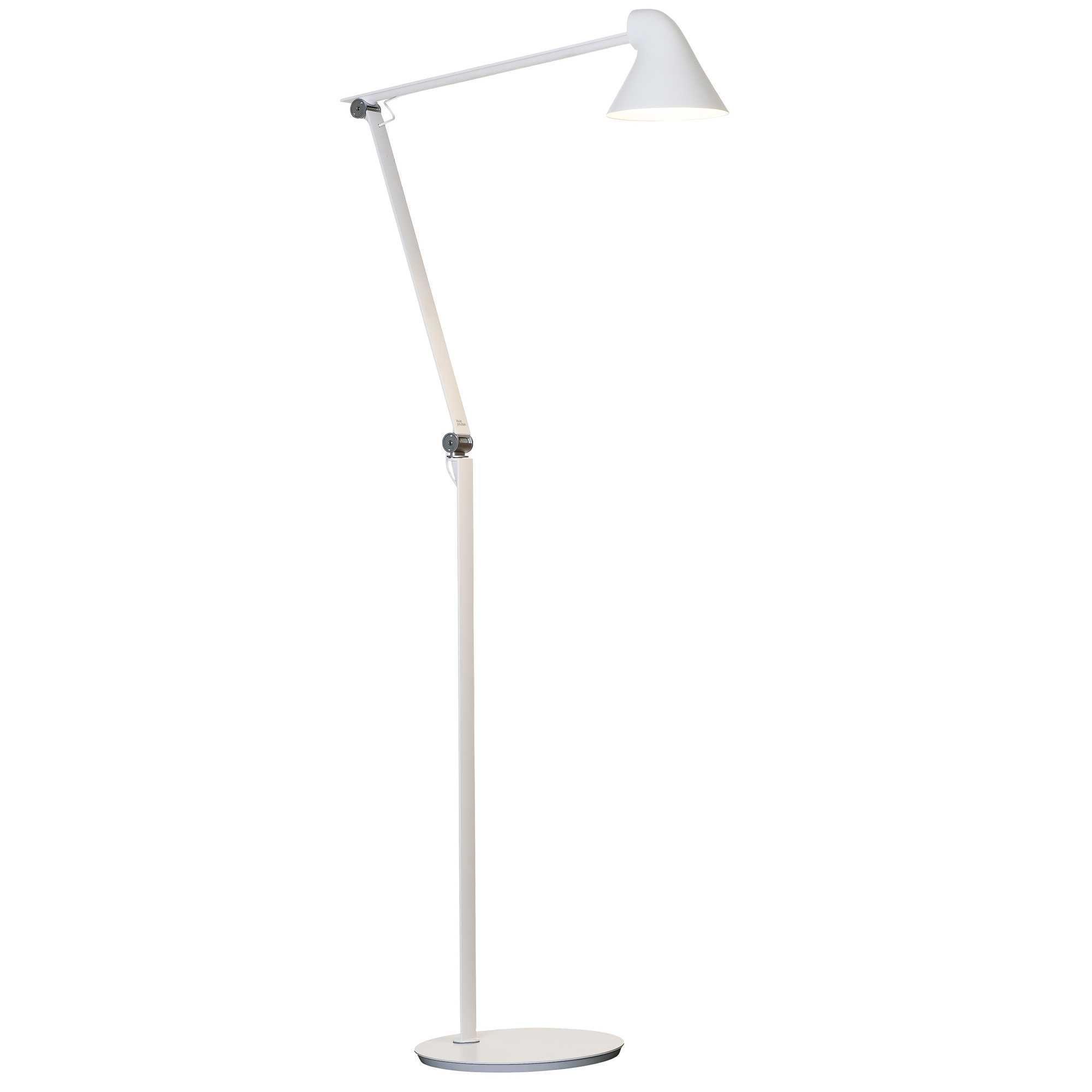 Louis Poulsen NJP vloerlamp LED wit
