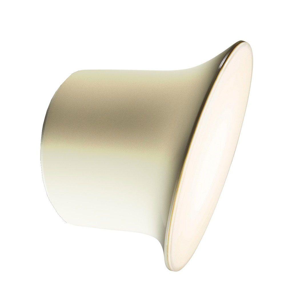 Luceplan Ecran buitenlamp LED zand