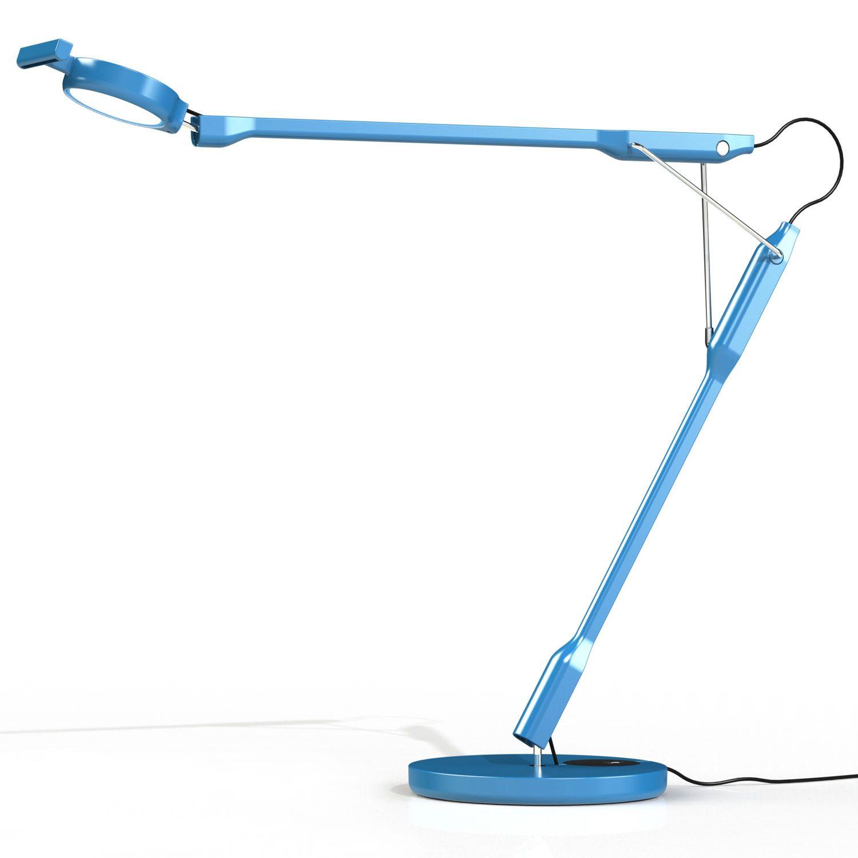 Luceplan Tivedo bureaulamp LED blauw