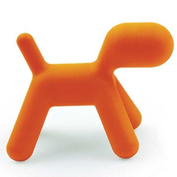 Magis Puppy kinderstoel large oranje kopen