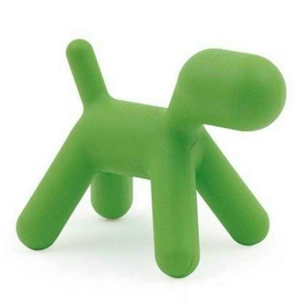 Magis Puppy kinderstoel medium groen kopen