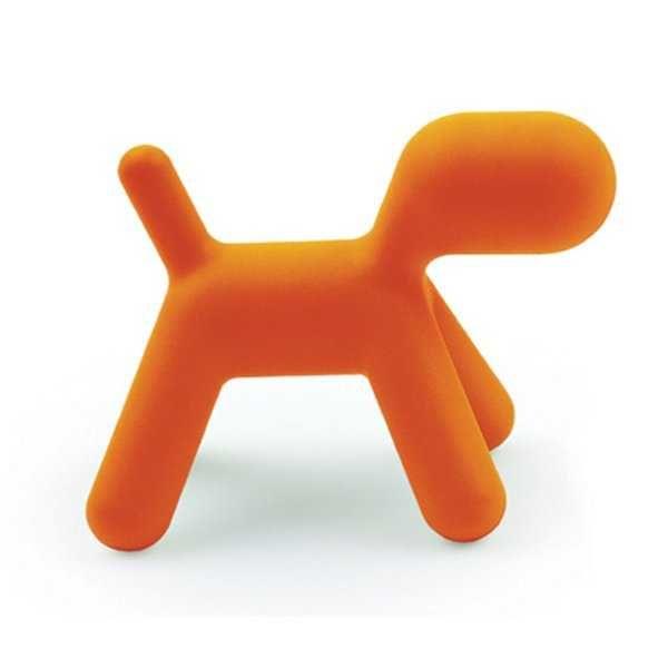 Magis Puppy kinderstoel medium oranje kopen