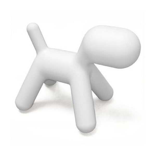 Magis Puppy kinderstoel medium wit kopen