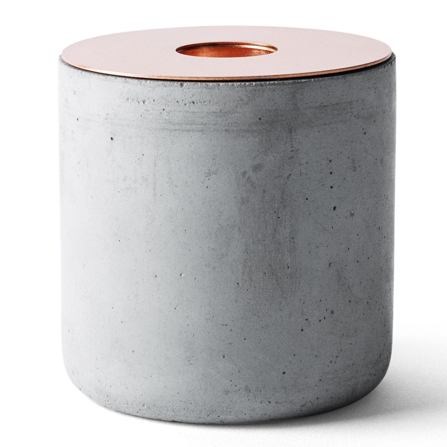 Menu Chunk of Concrete kaarsenstandaard large kopen