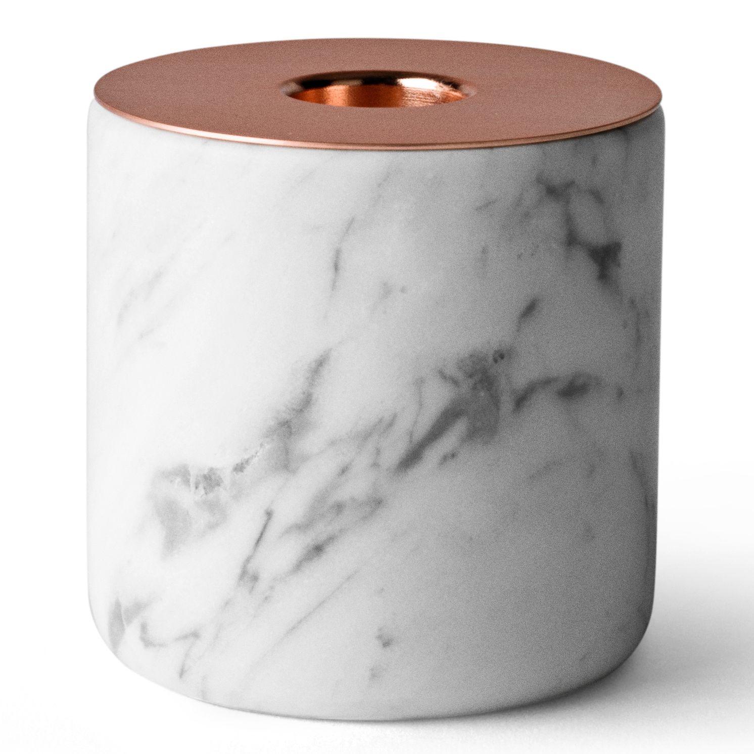 Menu Chunk of Marble kaarsenstandaard large kopen