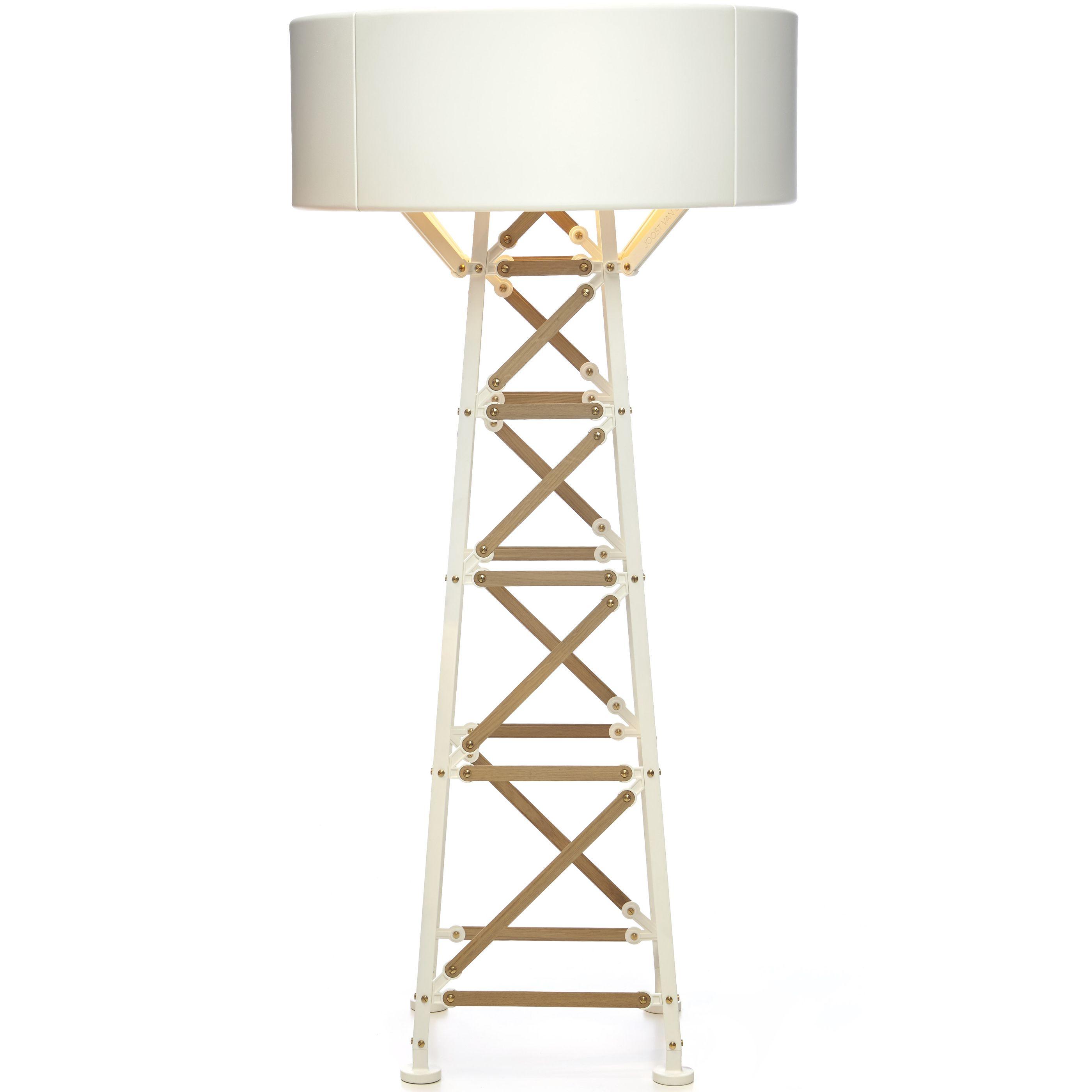 Houten Vloerlamp Aanbieding.Moooi Construction Lamp Vloerlamp Medium