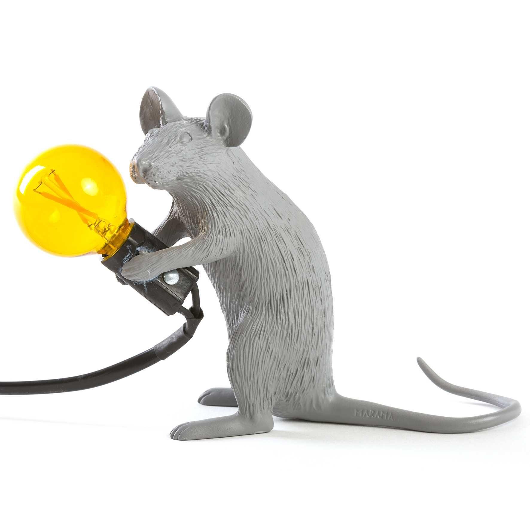 Seletti Mouse Lamp Mac tafellamp