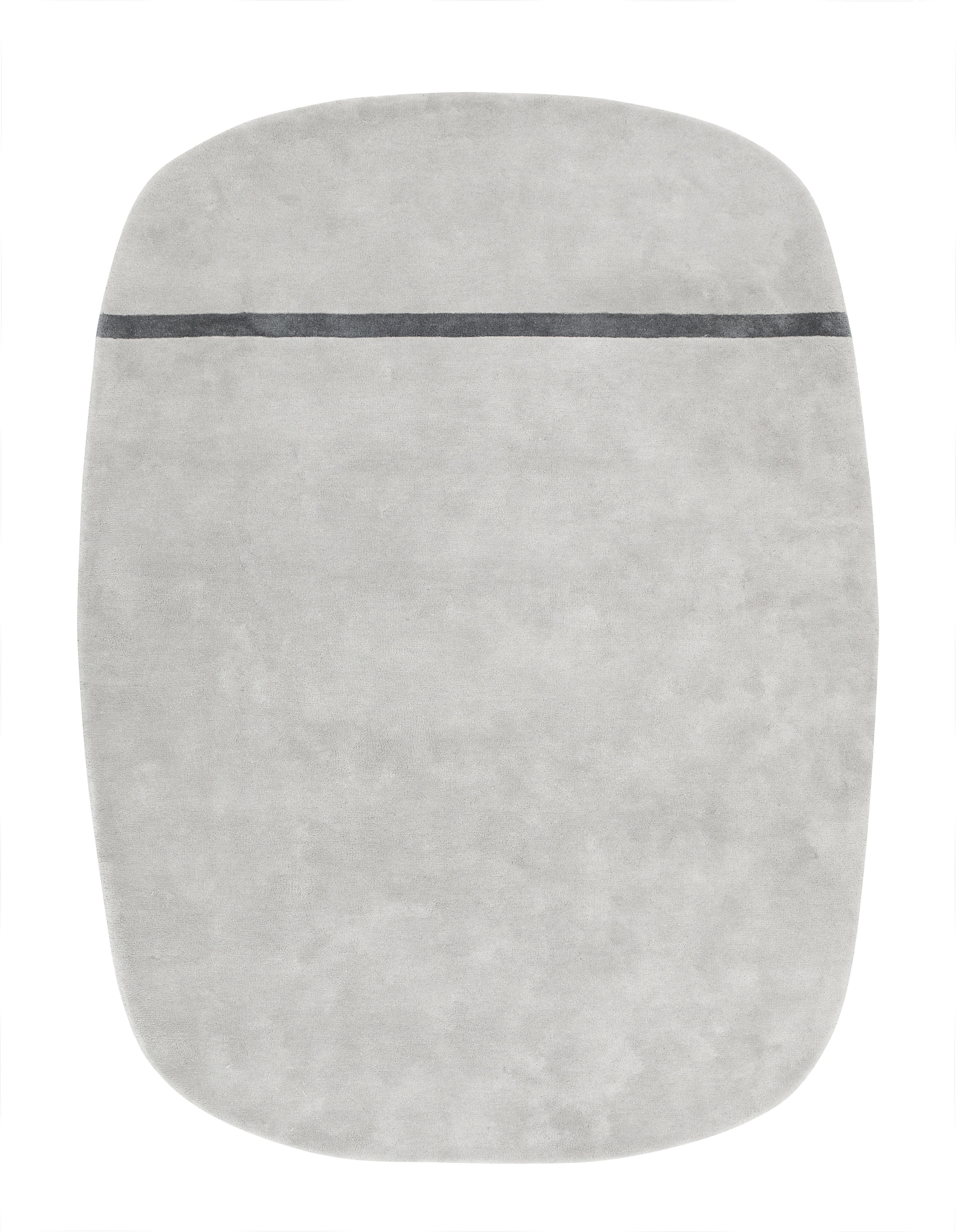 Normann Copenhagen Oona vloerkleed grijs large 240x175 kopen