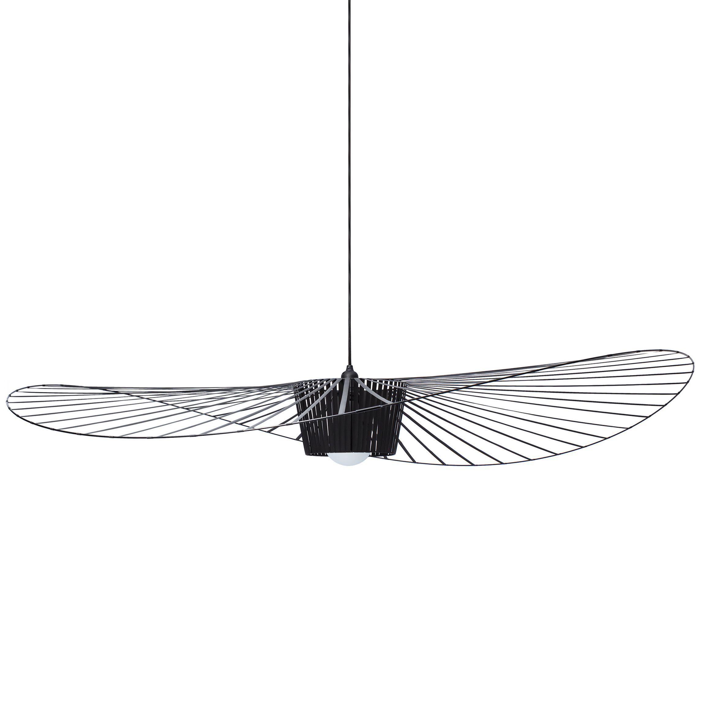 Petite Friture Vertigo hanglamp 200cm zwart