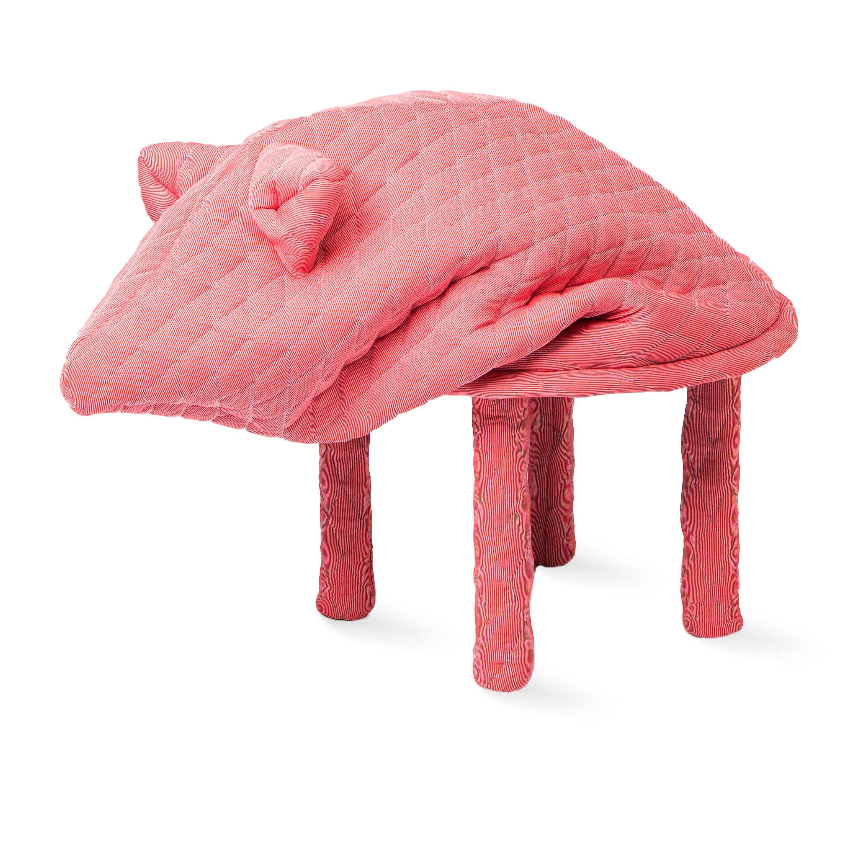 Petite Friture Petstools kinderstoel roze kopen