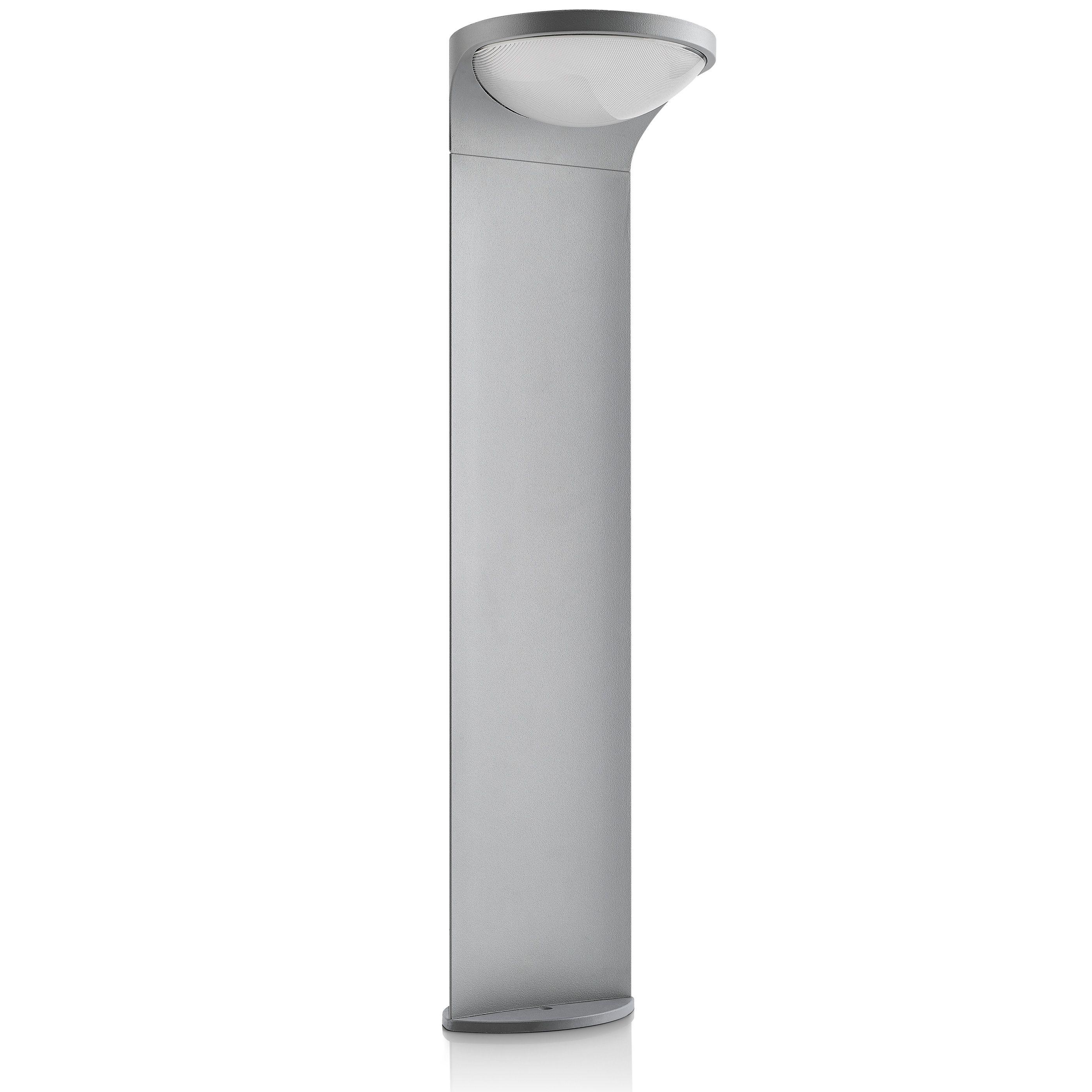 Philips Dusk buitenlamp sokkel grijs