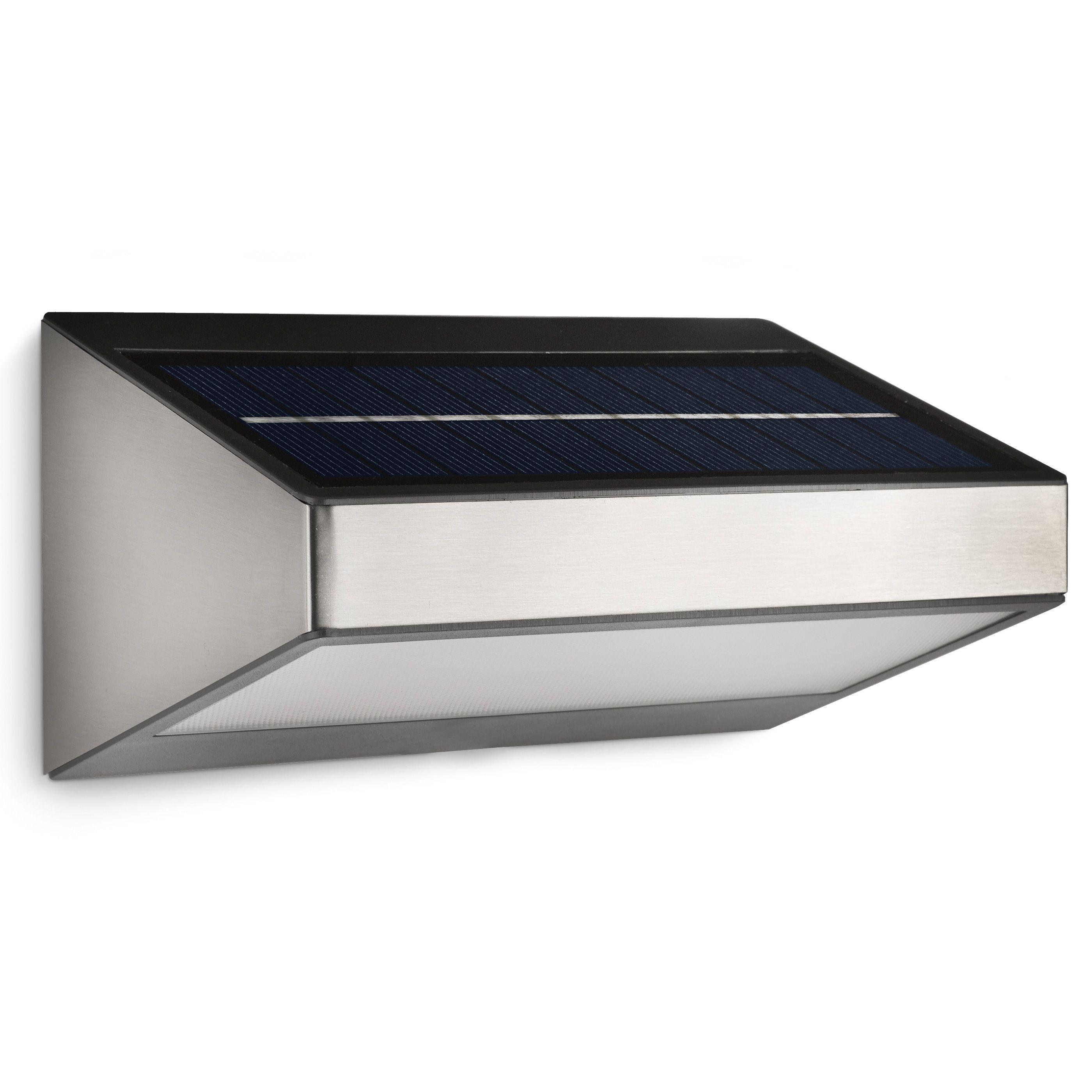 Philips Greenhouse buitenlamp met zonnecel