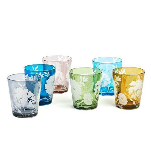 Pols Potten Peony glas 6 stuks kopen
