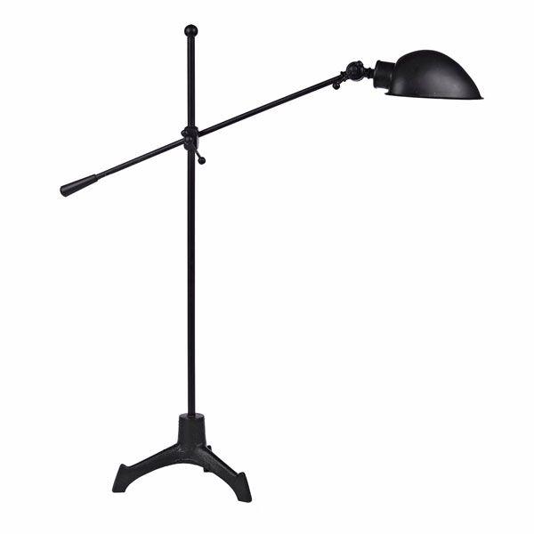 Pols Potten Balance bureaulamp zwart brons