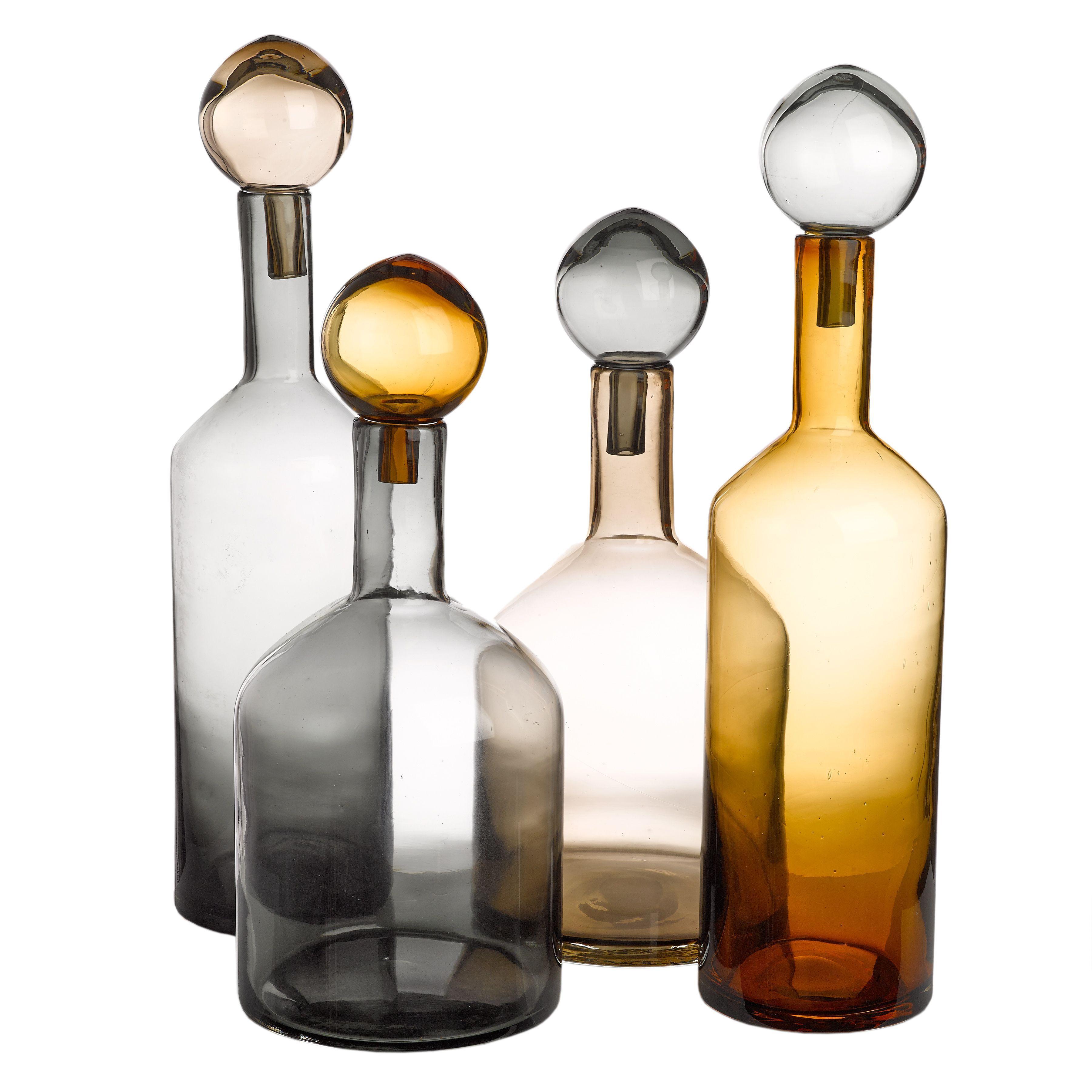 Pols Potten Bubbles & Bottles Chic glas 4 stuks kopen