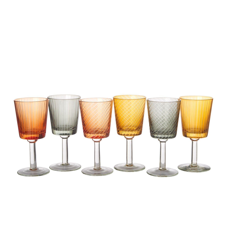 Pols Potten Wine Glass Library glazenset 6 stuks kopen