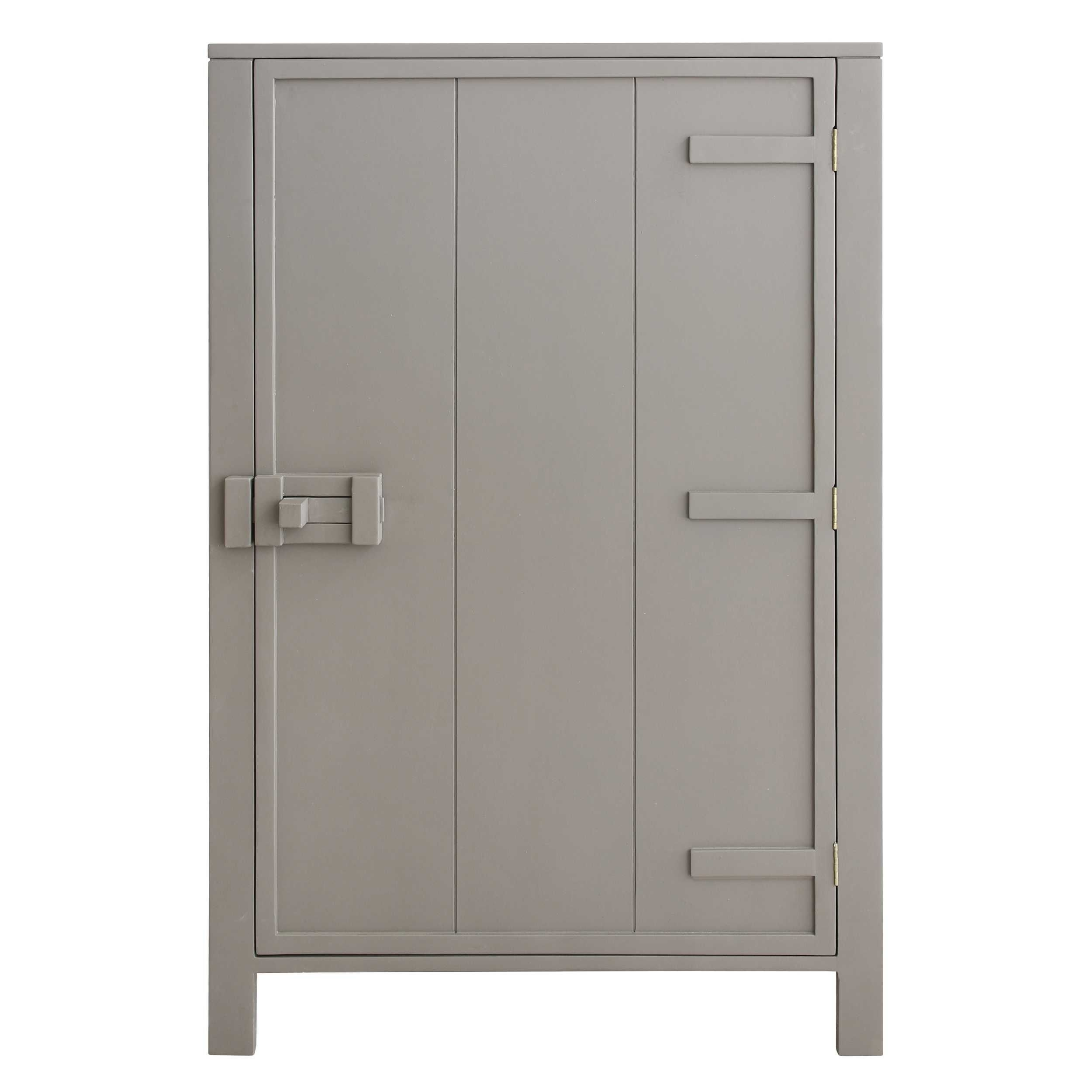 HKliving Single Door opbergkast
