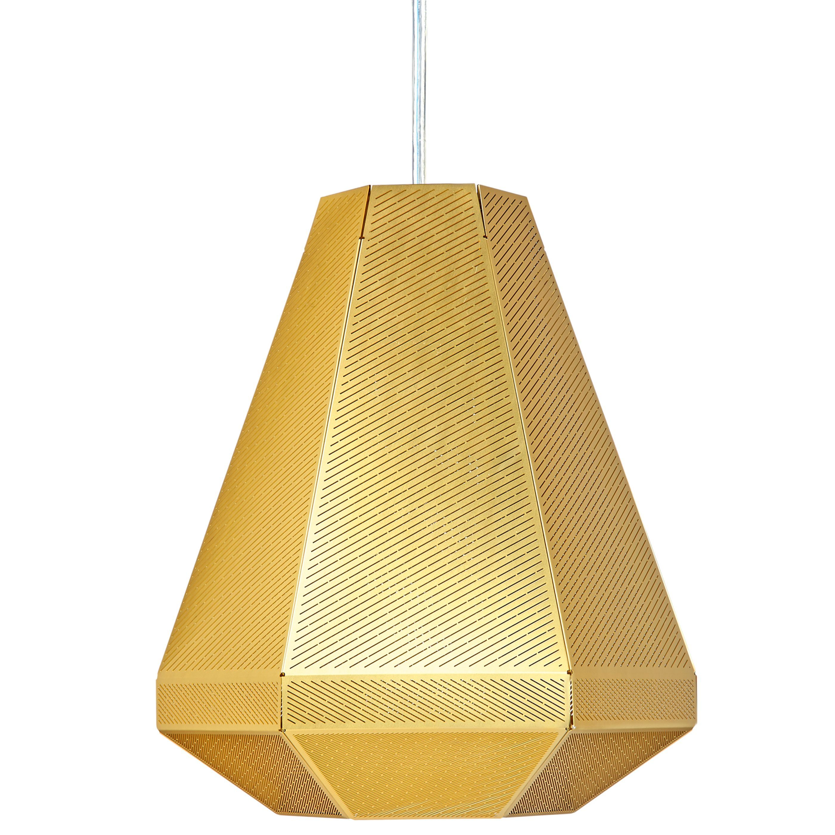 Tom dixon cell tall hanglamp kopen van tom dixon for Lampen celle