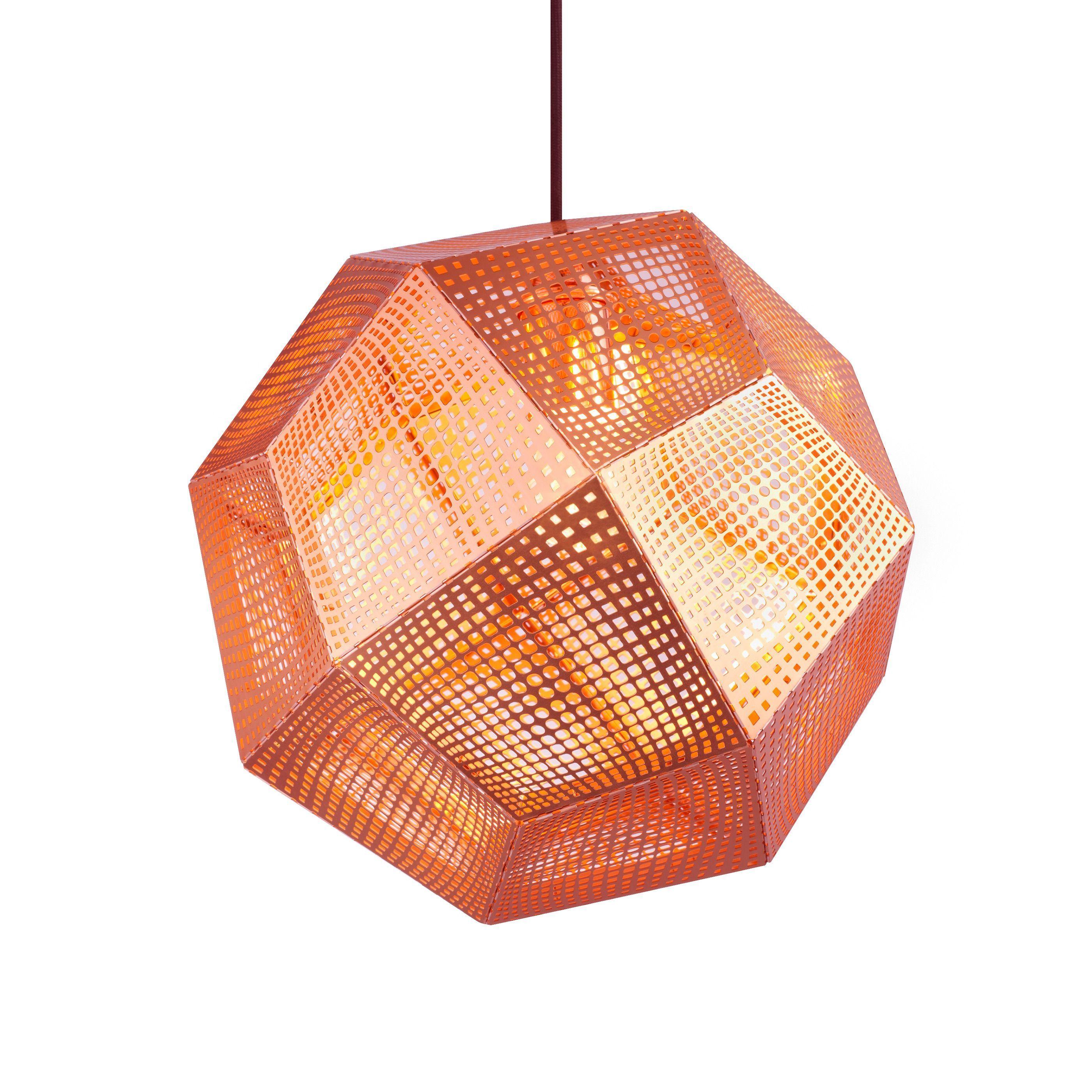 Tom Dixon Etch hanglamp 32 koper