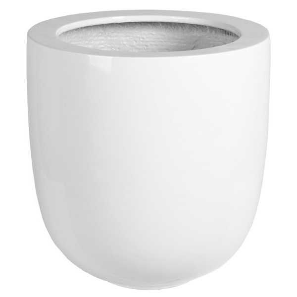 Vase The World Ducos bloempot wit